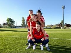 'La Roja', con la ilusión en el Mundial de Francia 2019