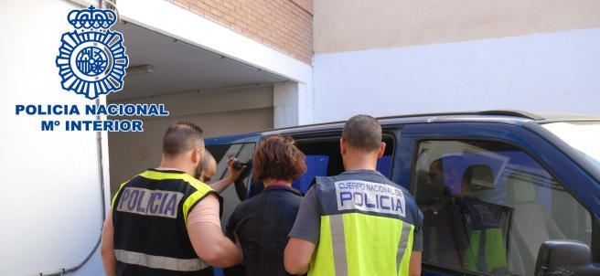 Detenida la presunta asesina de una pastelera en El Ejido tras cinco años oculta en Lituania