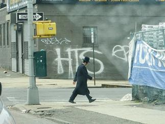 Judío ortodoxo Brooklyn