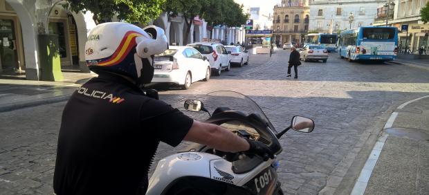 Detenido en Jerez (Cádiz) un hombre como presunto autor de la muerte de su tía de 76 años