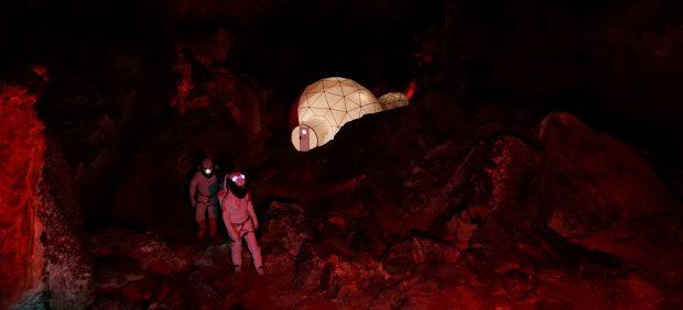 Experiencia en Marte
