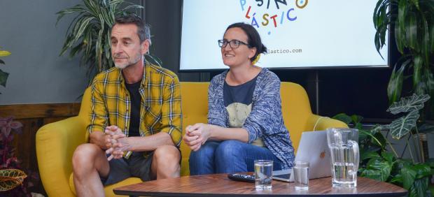 Patri y Fer, blog Vivir sin plástico