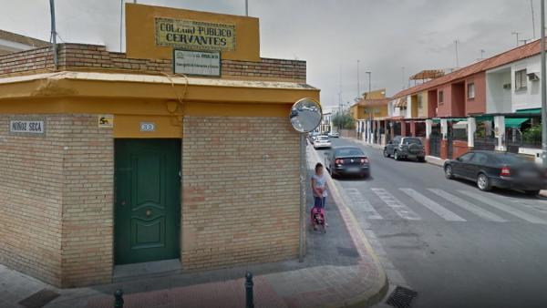 Colegio público Cervantes, Dos Hermanas, Sevilla