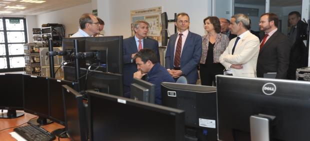 Cádiz.- Pedro Duque destaca la aportación tecnológica de Navantia en la industria