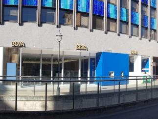 El edificio de BBVA de Palma apagará sus luces entre las 21.00 y las 00.00 horas para el Día Mundial del Medioambiente