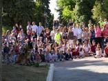 Jaén.- Escolares aprenden a cuidar los parques naturales en los actos del Día Mundial del Medio Ambiente