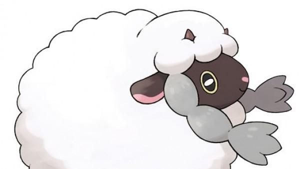Wooloo, el Pokémon Oveja