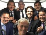 Mourinho, Casillas y otros exmadridistas