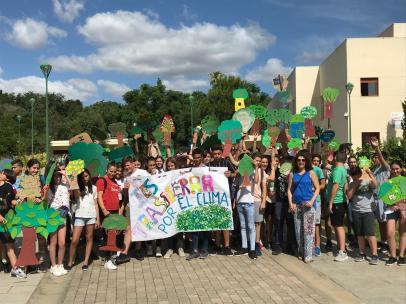 Córdoba.- Más de 1.300 escolares participan en las actividades desarrolladas por el Día Mundial del Medio Ambiente