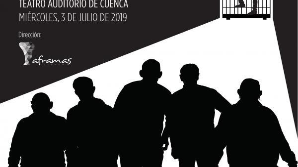 El grupo conquense 'Te harto a reír' presentará en Estival Cuenca la segunda parte de 'La Fuga'