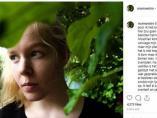 Captura de pantalla de la cuenta de Instagram de Noa Pothoven.
