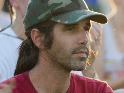 El activista de ayuda humanitaria Scott Warren