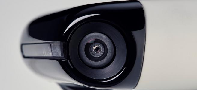 ¿Adiós a los retrovisores? Así es el nuevo sistema de cámaras en el coche.