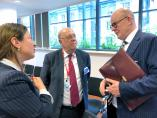 Sota propone en Bruselas la revisión del Fondo Europeo de Solidaridad en caso de desastres naturales