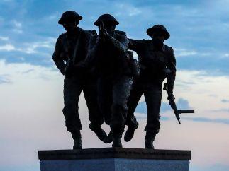 Héroes inmortalizados