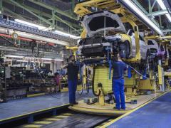 Producción del Ford Mondeo