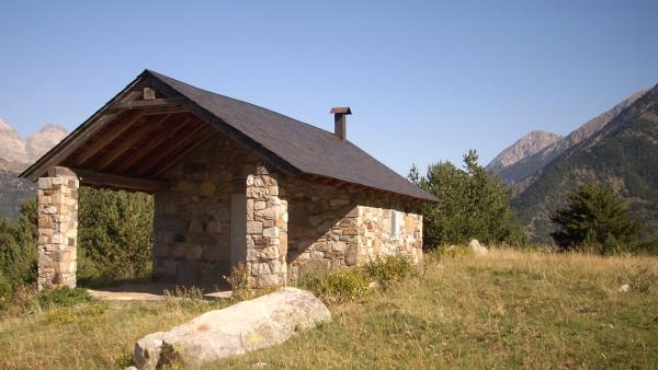 Cabana d'Artigalonga a Senet.