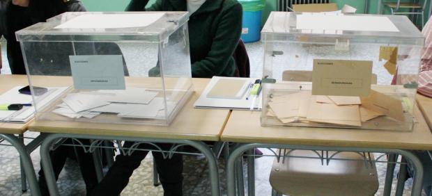 26M.- La coincidencia de elecciones demorará la publicación de resultados: los primeros serán los europeos, a las 23.00