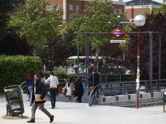 Metro Ciudad Universitaria