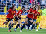España - Sudáfrica