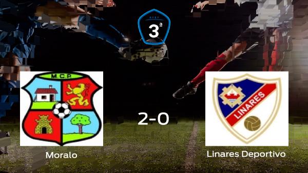 El Linares Deportivo cae derrotado en la ida frente al Moralo (2-0)