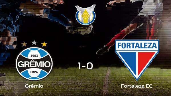 El Grêmio derrota 1-0 al Fortaleza EC en el Arena do Gremio