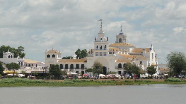 Imagen De La Aldea De El Rocío
