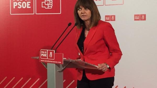 Mendia reclama al PNV que muestre 'respeto' al PSE en las negociaciones para conformar gobiernos de coalición