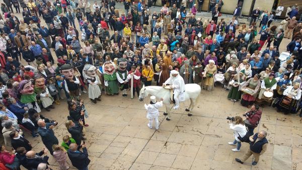 El Heraldo recibe el permiso para celebrar las fiestas de La Balesquida