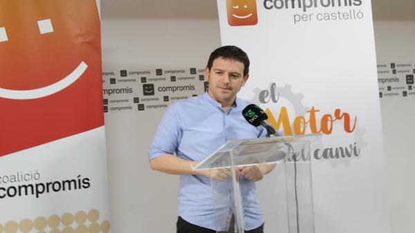 CValenciana.- Compromís promete construir un centro para enfermos de Parkinson en Castelló con fondos europeos