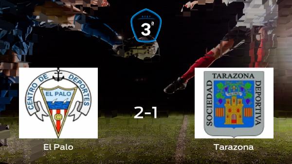 El Palo gana 2-1 contra el Tarazona durante la ida de los playoff