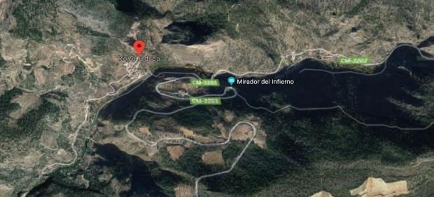 Sucesos.- Localizan en buen estado a dos senderistas desaparecidos en Ayna (Albacete)