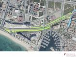 Las obras de conversión en vía urbana de la autopista de Levante en la entrada en Palma comienzan este lunes