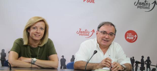PSOE, partidario de que en la Mesa de las Cortes C-LM estén PP y Cs: 'Siempre es bueno'