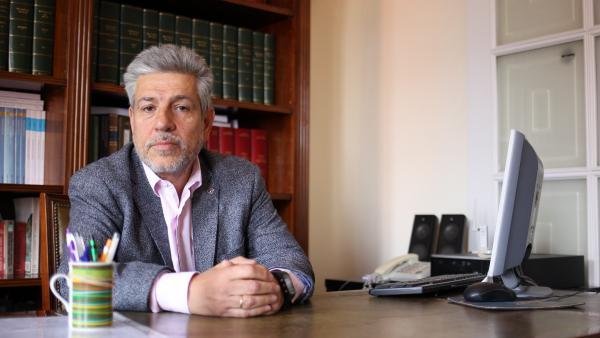 Gerardo Rodríguez Acosta, presidente de Cemin