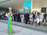 Málaga.- Arte, pintura, moda y agua para concienciar en Málaga por el Día Mundial de los Océanos