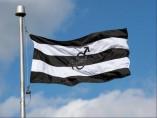 """La bandera del """"Orgullo Hetero"""""""