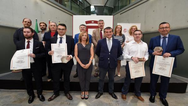 Granada.- El Cemci entrega los diplomas a la primera promoción de su máster propio en dirección pública local
