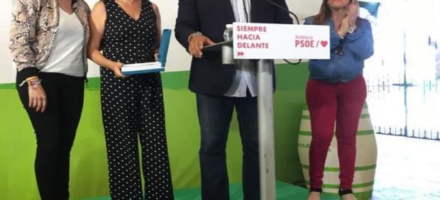 Cádiz.-26M.- El PSOE cuenta en Los Barrios con el apoyo de Podemos y también invita a Cs a sumarse 'al cambio'