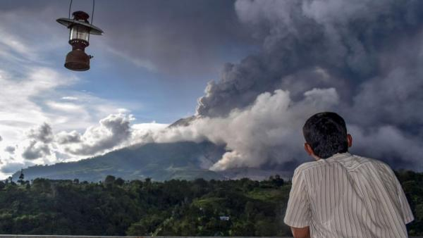 Volcán Sinabung