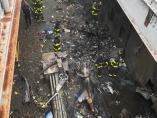 Accidente de helicóptero en Nueva York