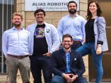 Alias Robotics (Vitoria) cierra su primera ronda de financiación por 750.000 euros y estudia otra por 3 millones