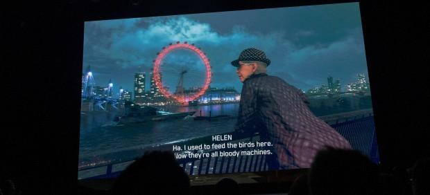Vista de una imagen del videojuego 'Watch Dogs Legion'