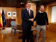 Reunión Sánchez Iglesias