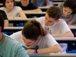 Los estudiantes de la CREUP apoyan una Selectividad única para toda España 'con criterios cuantitativos y objetivos'