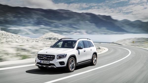 Un SUV de siete plazas: así es el nuevo coche familiar de Mercedes