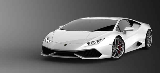 Sucesos.- Detenido un joven de 22 años de Guadalajara por conducir con un Lamborghini a 228 km/h en una vía de 100