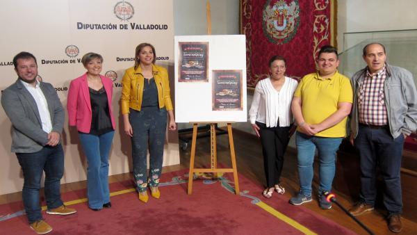 Nueve establecimientos participan este fin de semana en el Concurso Pincho Terrampino San Juanin de Rioseco (Valladolid)