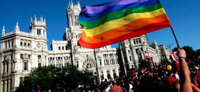 Diestas del Orgullo Gay Madrid