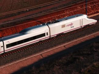 El AVE llegará a Granada el 26 de junio